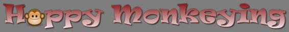 HappyMonkeying Logo Image